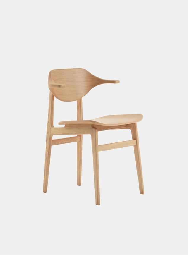 Natural Buffalo Dining Chair