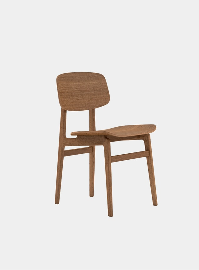 Smoked Oak NY11 Dining Chair