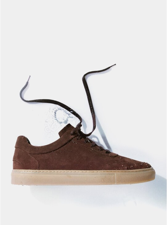 Caramel No-2 Weatherpoof Sneakers