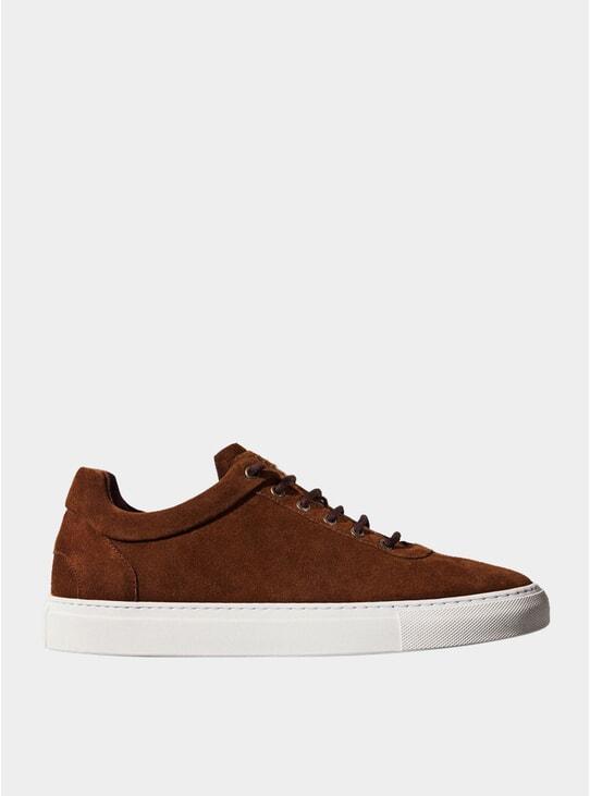 Cognac No-1 Sneakers