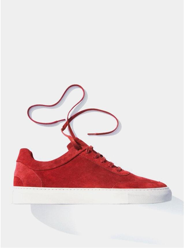 No-2 Scarlet Sneakers