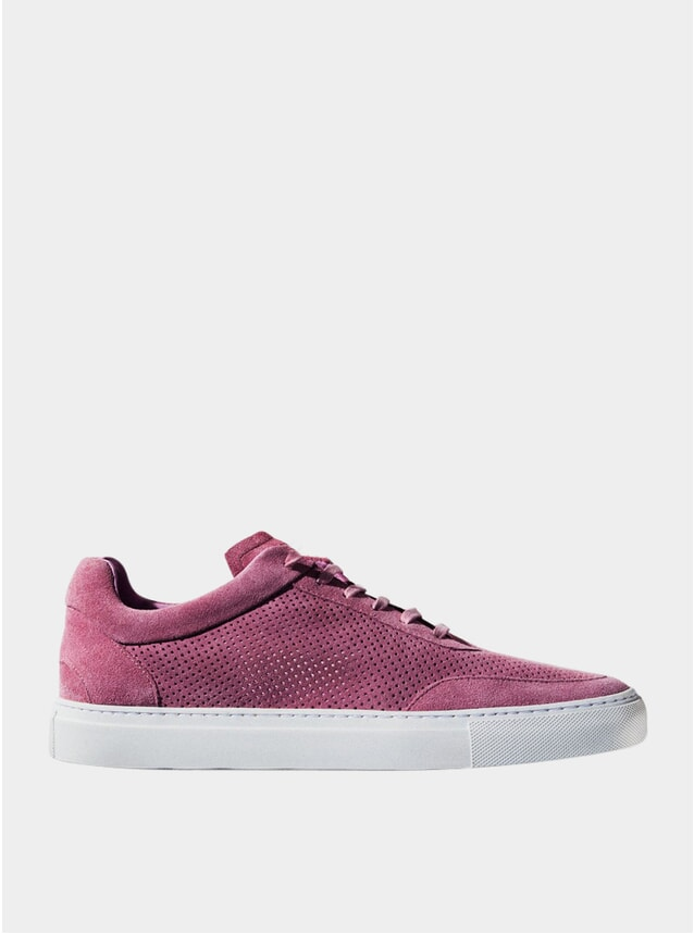 Pastel Pink No-2 Breathable Sneakers