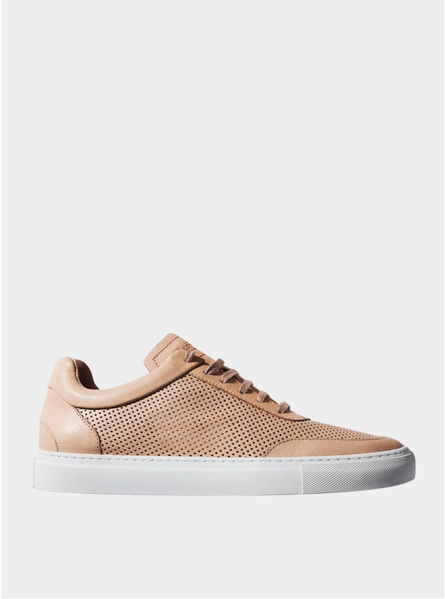 Tanned Breathable No-2 Sneakers