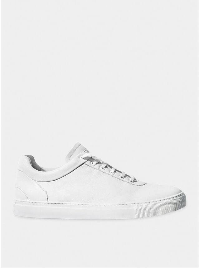 White No-1 Napa Sneakers