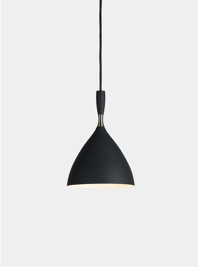 Black Dokka Pendant Lamp
