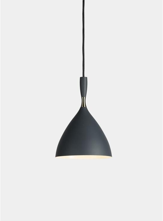 Dark Grey Dokka Pendant Lamp