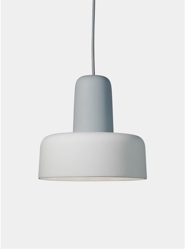 Dusty Blue Meld Pendant Light