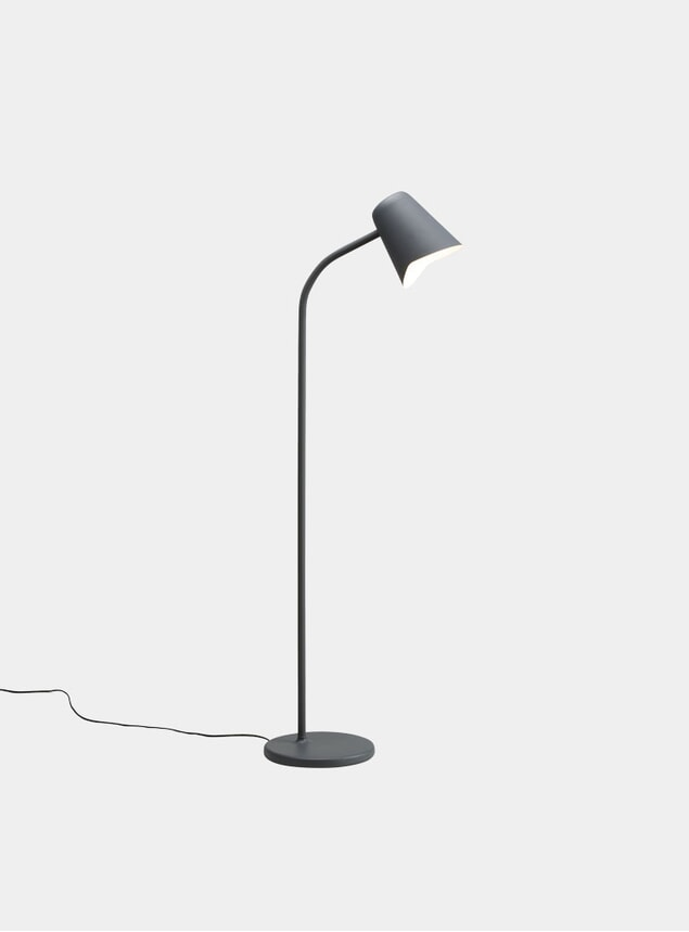 Grey Me Floor Lamp