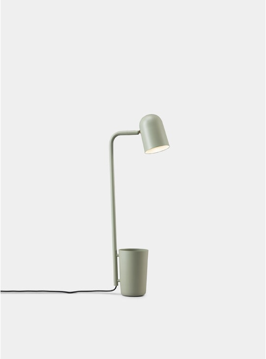 Light Green Buddy Table Lamp