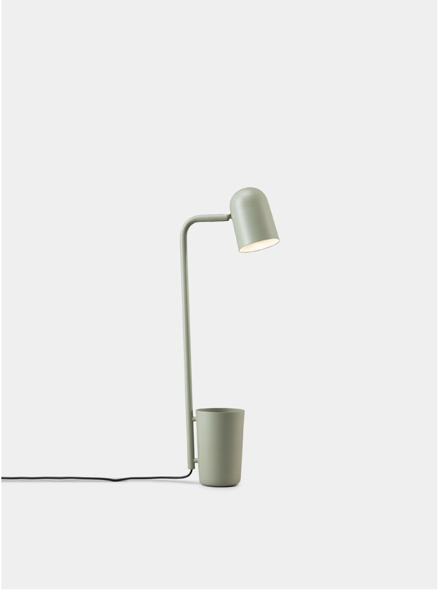Light Green Buddy Table Lamp