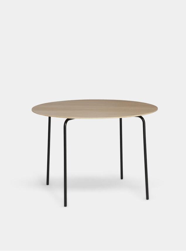 Light Oiled Oak Camp Table