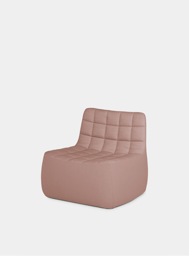 Pink Medium Yam Chair