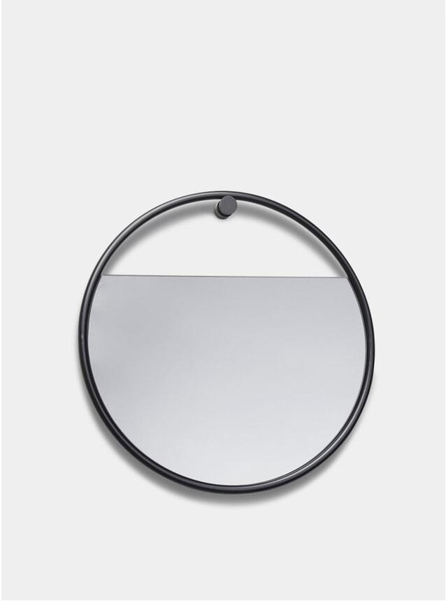 Small Circular Peek Mirror