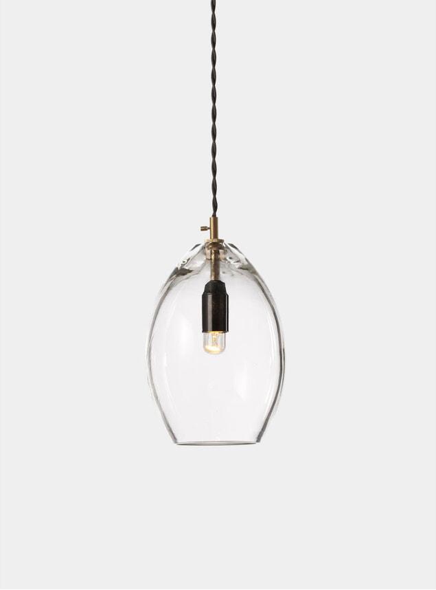 Transparent Unika Pendant Light