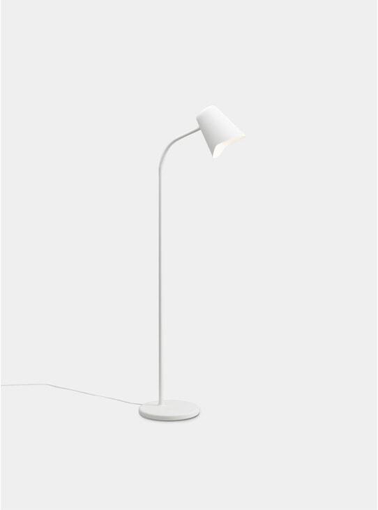 White Me Floor Lamp