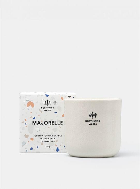 Majorelle Candle