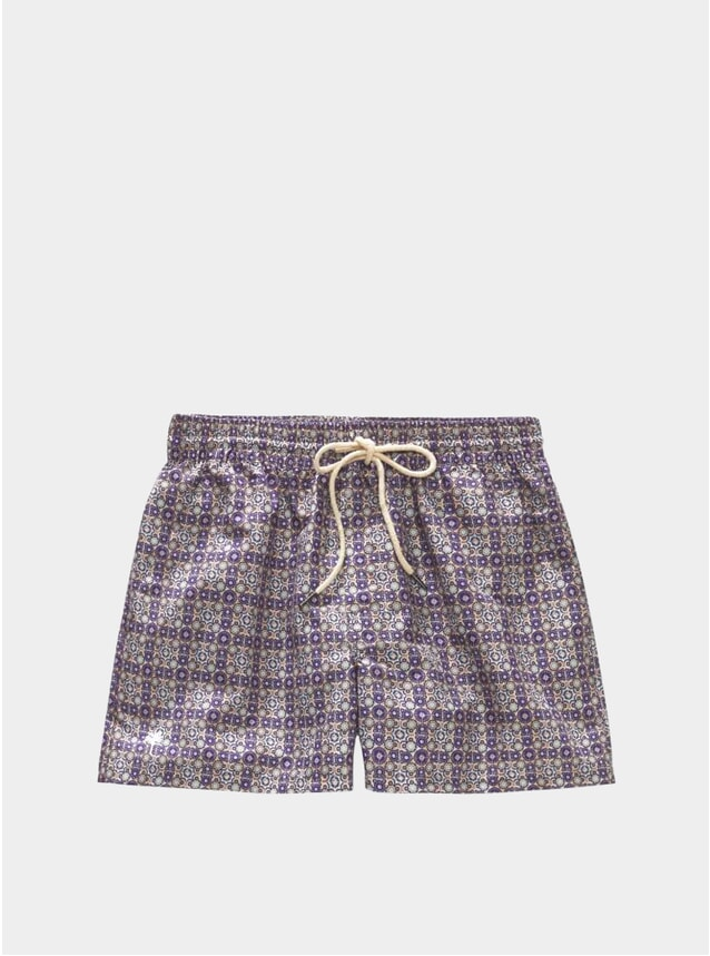 Blue Pool Swim Shorts