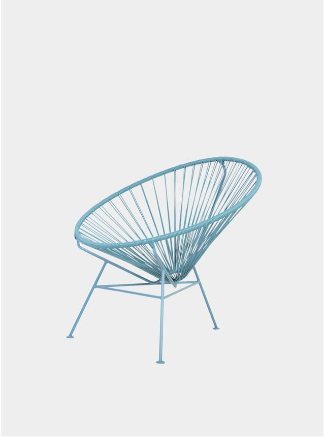 All Pigeon Blue Condesa Chair