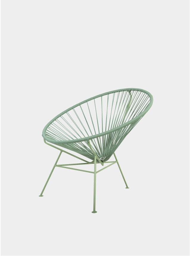 All Sea Green Condesa Chair