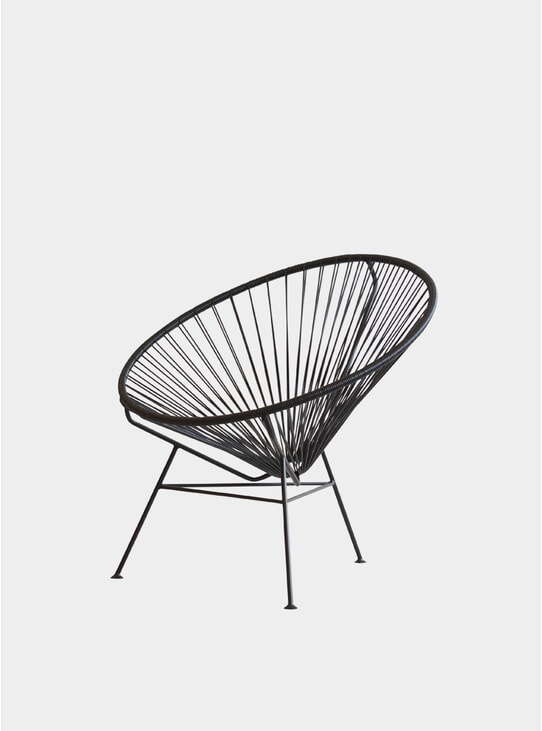 Black Condesa Chair