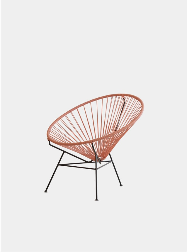 Dusty Pink Acapulco Mini Chair