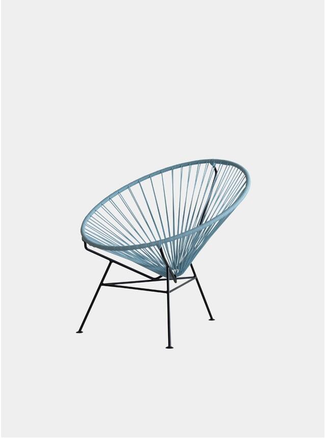 Light Blue Acapulco Mini Chair