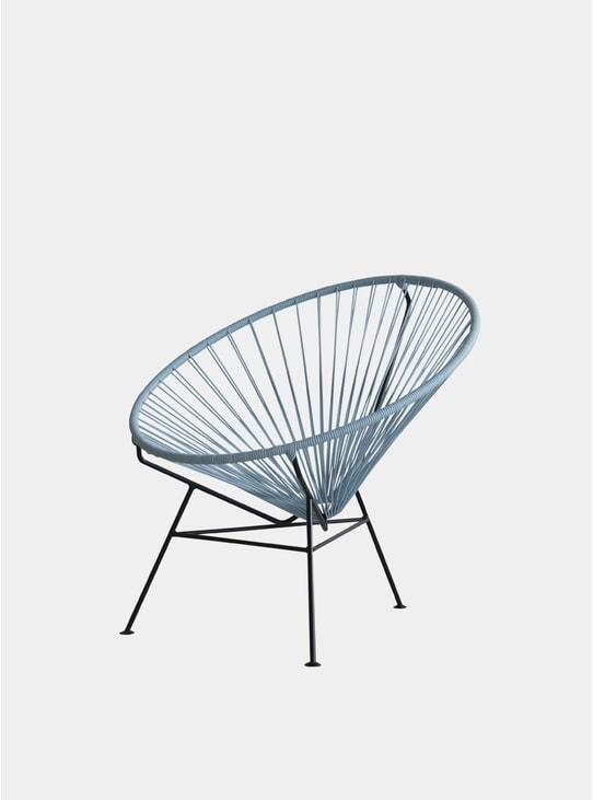 Pigeon Blue Condesa Chair