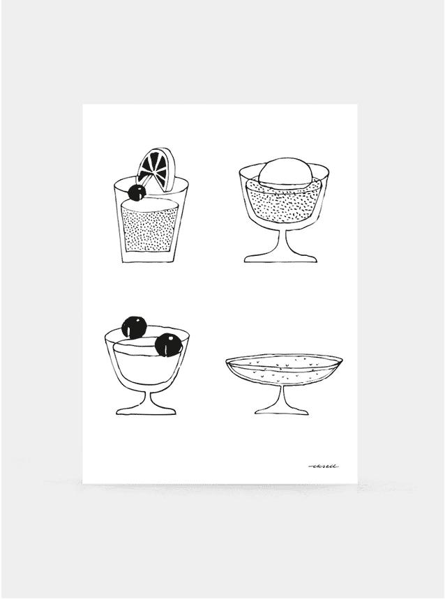 Cheers Print