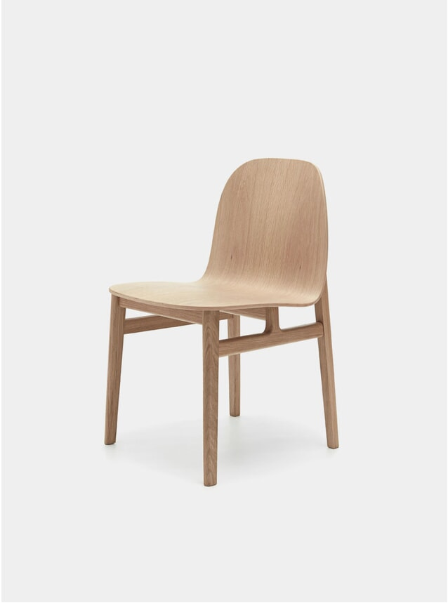 Natural Terra Wood Dining Chair
