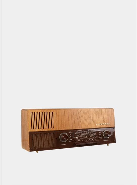 Grundig 1970s Radio