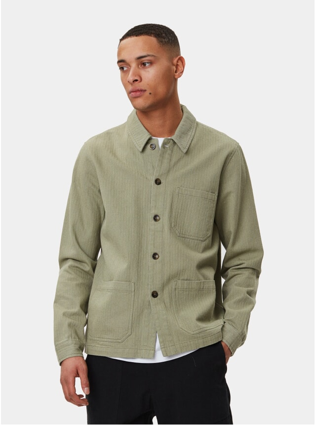 Sage Green Napoli Work Shirt