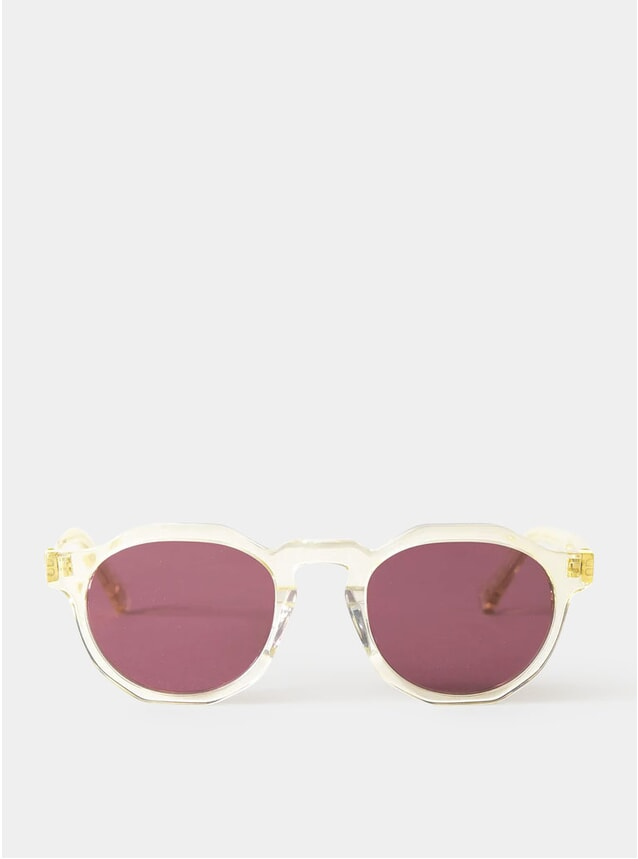 Pink Champagne Pinto Sunglasses