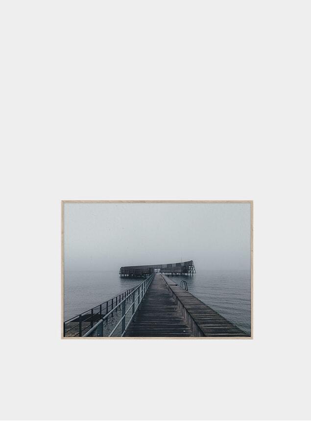 Copenhagen Swim 01 Print by S1000