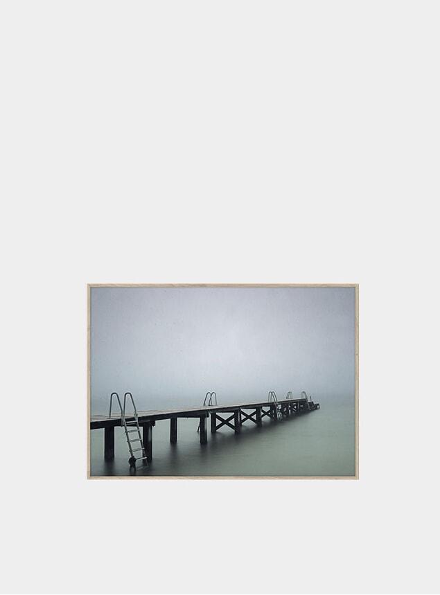 Copenhagen Swim 02 Print by Rikke Hass Christensen