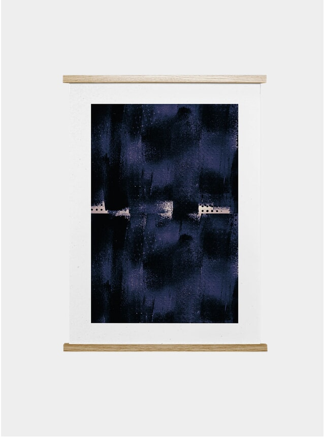 Into The Blue 02 Print by Atelier CPH