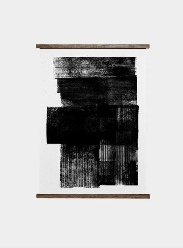Midnight Print by Lemon