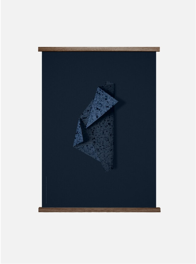 Terrazzo Paper 04 Print by Norm Architects