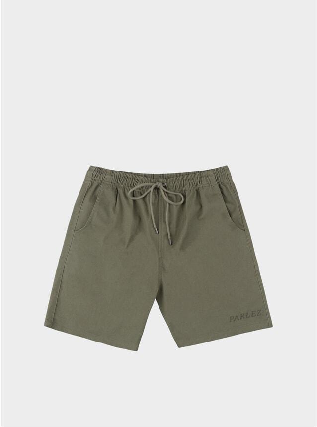 Khaki Ron Shorts