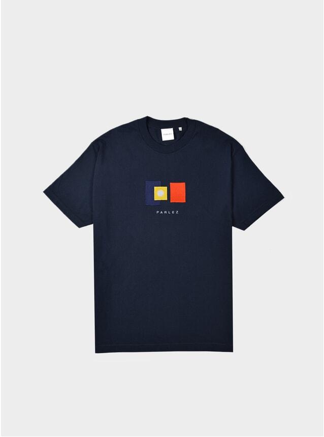 Navy Maugatai T Shirt