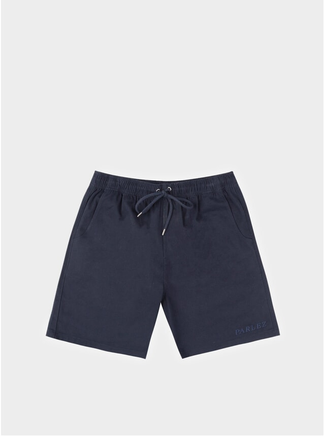Navy Ron Shorts