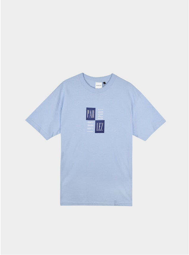 Powder Blue Hansen T Shirt