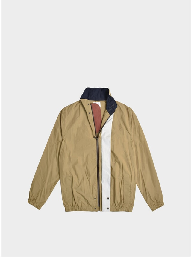 Tan Caye Jacket