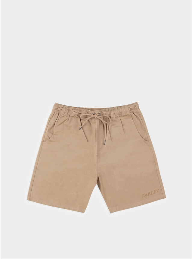 Tan Ron Shorts
