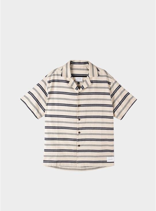 White Pedro SS Shirt