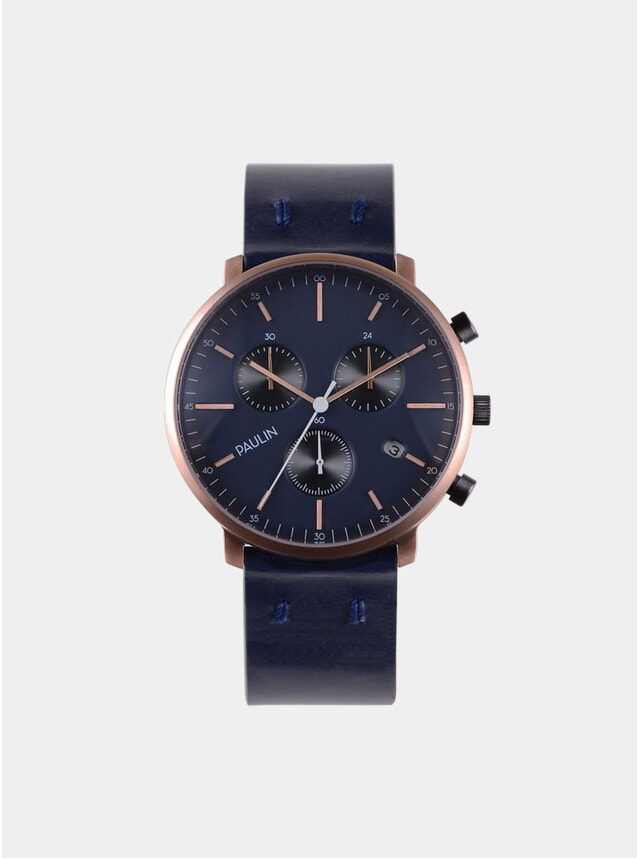 Navy C201A Chronograph Watch