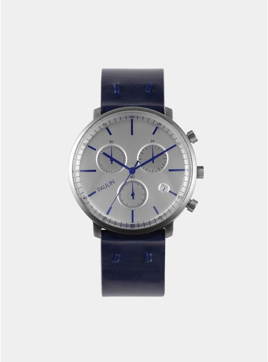 Navy C201D Chronograph Watch
