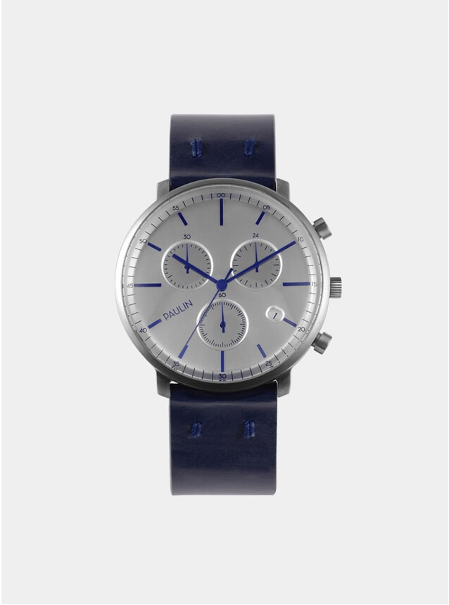 Navy C201D Chronograph Watch