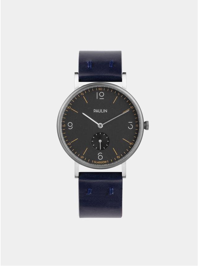 Navy Commuter Numerical B Watch