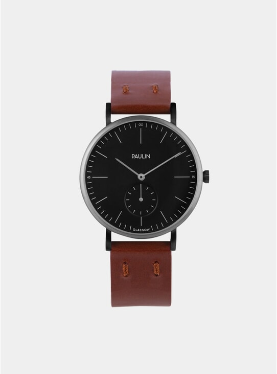 Tan Commuter B Watch
