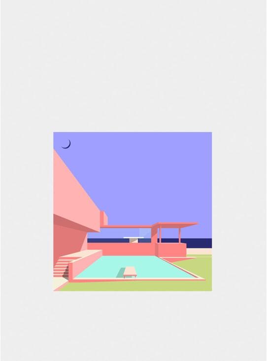 Horizonts 1 Print